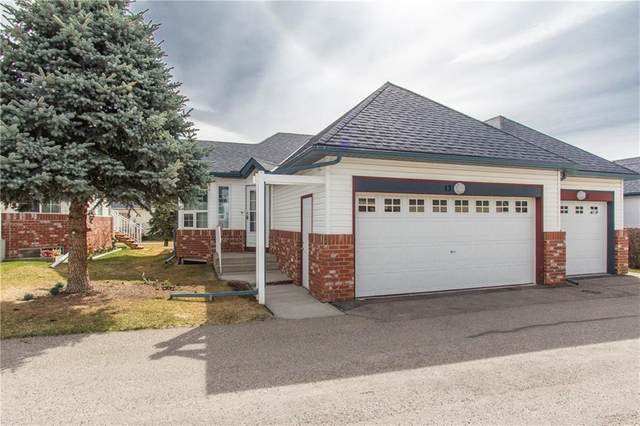 12 Woodside Rise NW #43, Airdrie, AB T4B 2L3 (#C4293529) :: Redline Real Estate Group Inc