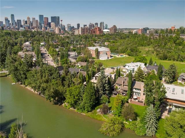926 Rideau Road SW, Calgary, AB T2S 0R6 (#C4293533) :: Canmore & Banff