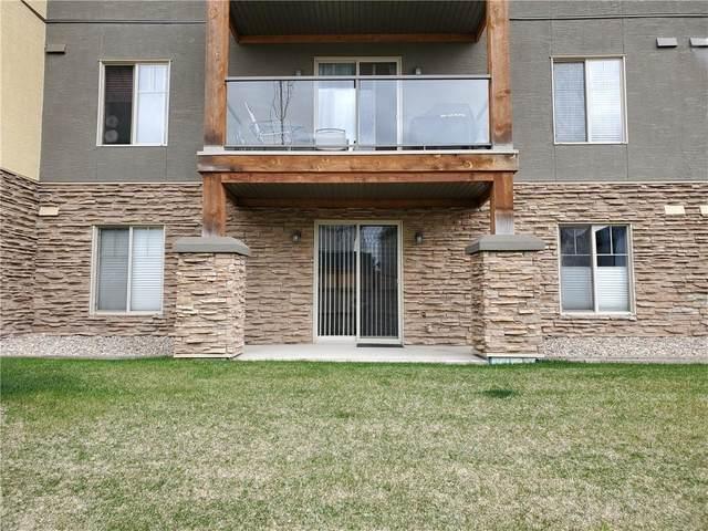 92 Crystal Shores Road #3111, Okotoks, AB T1S 2N1 (#C4293660) :: Redline Real Estate Group Inc