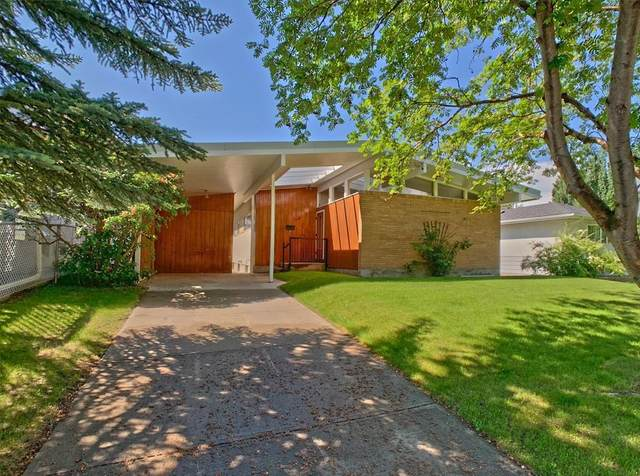 1236 Rosehill Drive NW, Calgary, AB T2K 1M1 (#C4294159) :: The Cliff Stevenson Group