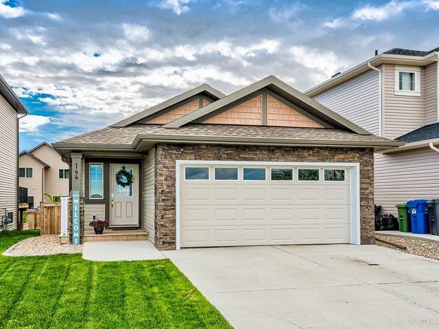 144 Wildrose Green, Strathmore, AB T1P 0G4 (#C4294212) :: The Cliff Stevenson Group
