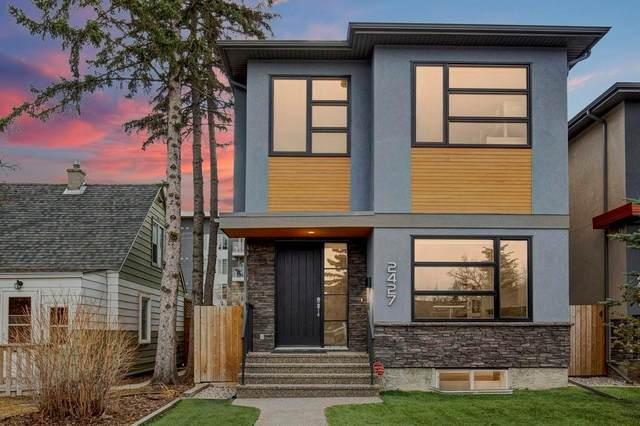 2427 3 Avenue NW, Calgary, AB T2N 0L2 (#C4294257) :: Calgary Homefinders