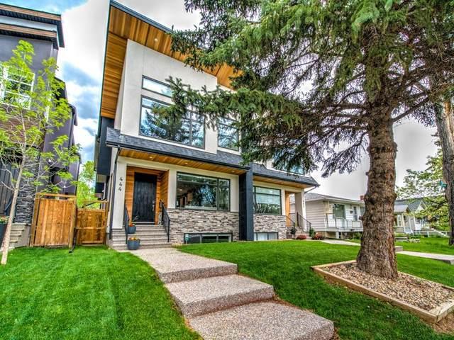444 28 Avenue NW, Calgary, AB T2M 2K6 (#C4294294) :: The Cliff Stevenson Group