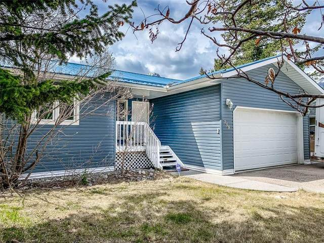 158 Coyote Way, Canmore, AB T1W 1C2 (#C4294362) :: Calgary Homefinders