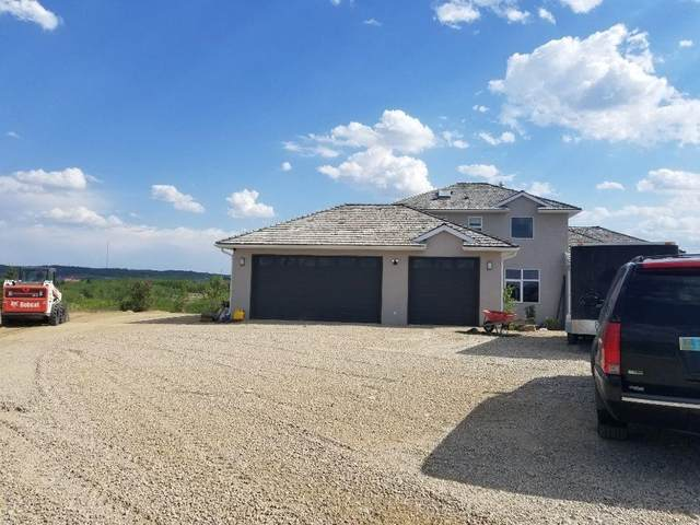 8 Villosa Ridge Way, Rural Rocky View County, AB T3Z 3A5 (#C4294453) :: The Cliff Stevenson Group