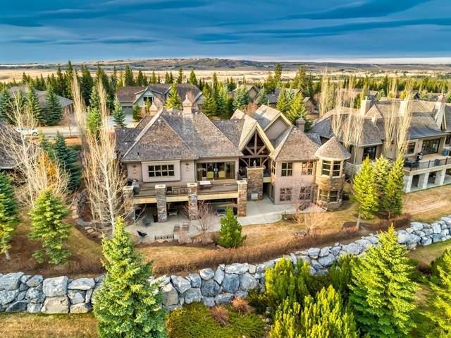 51 Granite Ridge, Rural Rocky View County, AB T3Z 3B3 (#C4294770) :: Canmore & Banff