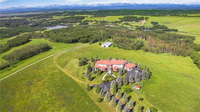 112067 292 Avenue W, Rural Foothills County, AB T1S 3C6 (#C4294968) :: Canmore & Banff