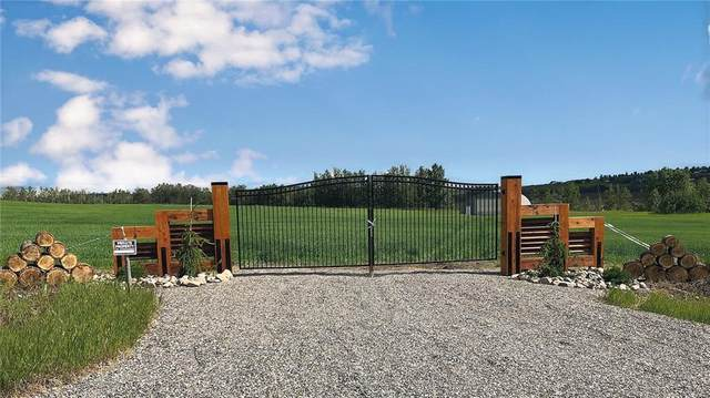 210 Ave, Rural Foothills County, AB T1S 0T9 (#C4294993) :: Calgary Homefinders