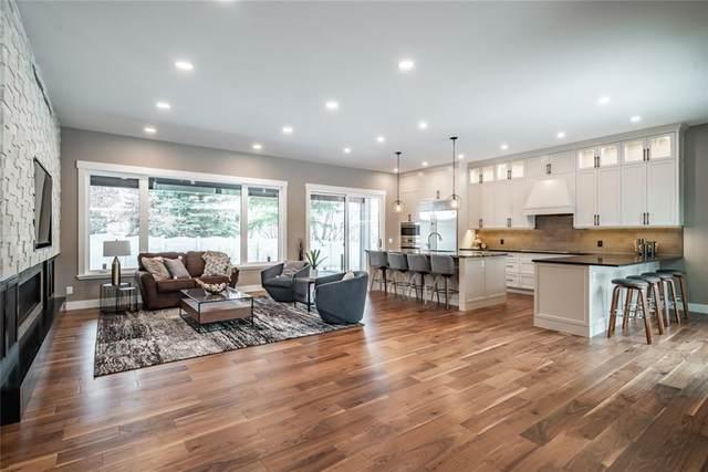 6908 Kent Place SW, Calgary, AB T2C 2M2 (#C4295042) :: Redline Real Estate Group Inc