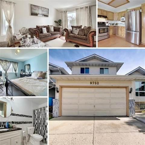 9752 Sanderling Way NW, Calgary, AB T3K 3R8 (#C4295353) :: Virtu Real Estate