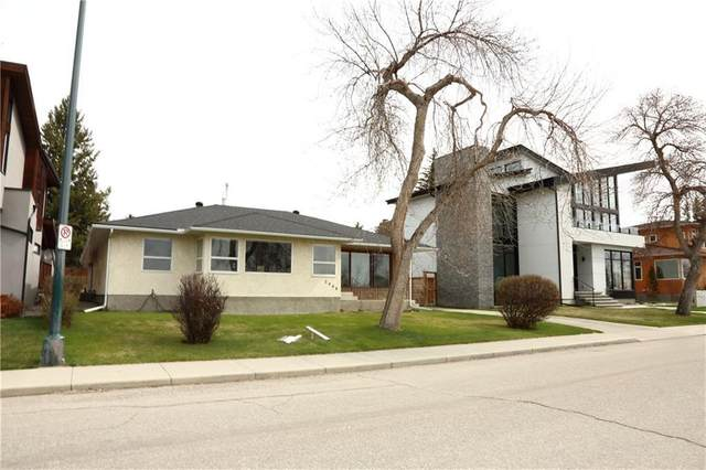 2908 Toronto Crescent NW, Calgary, AB T2N 3W2 (#C4295522) :: Canmore & Banff