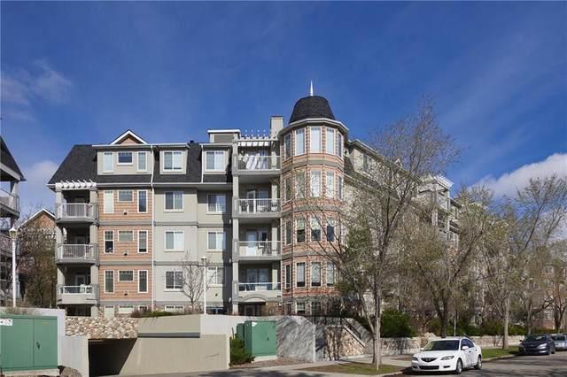 2411 Erlton Road SW #107, Calgary, AB T2S 2B9 (#C4295610) :: Calgary Homefinders