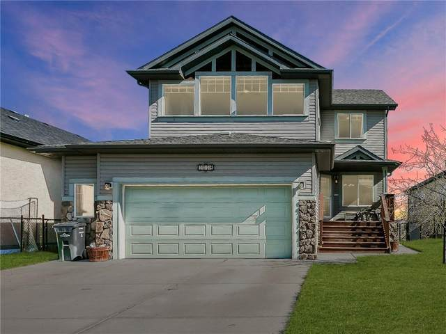 1604 High Park Drive NW, High River, AB T1V 0A4 (#C4295698) :: The Cliff Stevenson Group