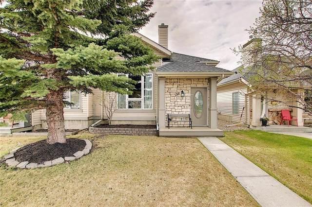 55 Chaparral Ridge Drive SE, Calgary, AB T2X 3K2 (#C4295903) :: Redline Real Estate Group Inc