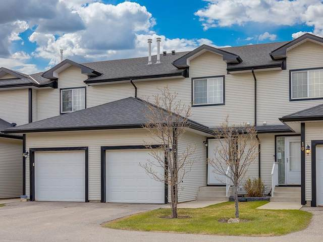 12 Silver Creek Boulevard NW #9, Airdrie, AB T4B 2R2 (#C4296120) :: Canmore & Banff