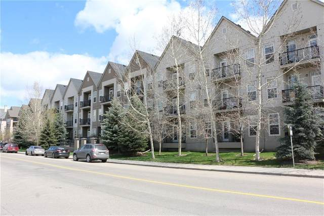 15304 Bannister Road SE #305, Calgary, AB T2X 0M8 (#C4296151) :: The Cliff Stevenson Group