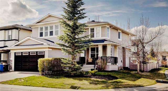 4 Chapalina Common SE, Calgary, AB T2X 3X2 (#C4296173) :: Redline Real Estate Group Inc