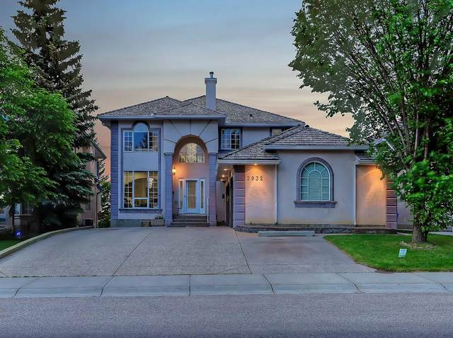 2932 Signal Hill Drive SW, Calgary, AB T3H 2W1 (#C4296211) :: Redline Real Estate Group Inc
