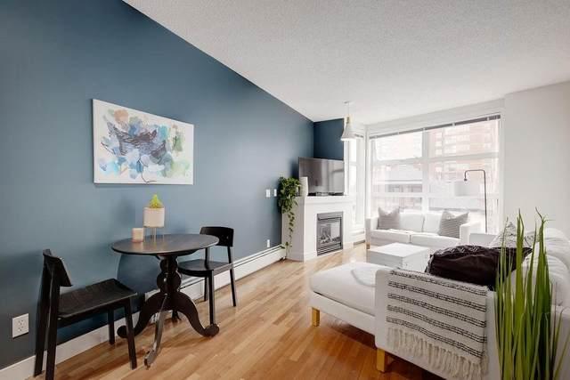 315 24 Avenue SW #413, Calgary, AB T2S 3E7 (#C4296221) :: Calgary Homefinders