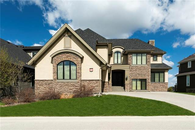 10 Waters Edge Drive, Heritage Pointe, AB T0L 0X0 (#C4296423) :: Canmore & Banff