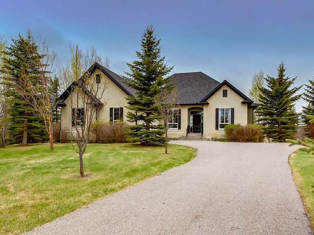 239 Aspen Green, Rural Rocky View County, AB T3Z 3C1 (#C4296587) :: Virtu Real Estate