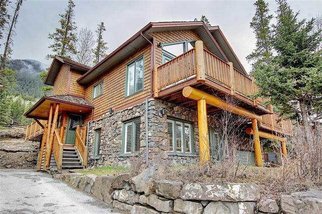136 Stonecreek Road #2, Canmore, AB T1W 3A5 (#C4296666) :: Redline Real Estate Group Inc