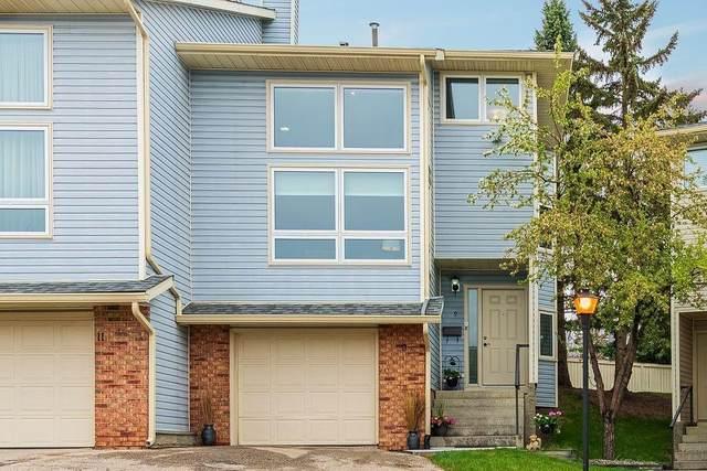 9 Millrise Lane SW, Calgary, AB T2Y 2C2 (#C4297028) :: Redline Real Estate Group Inc