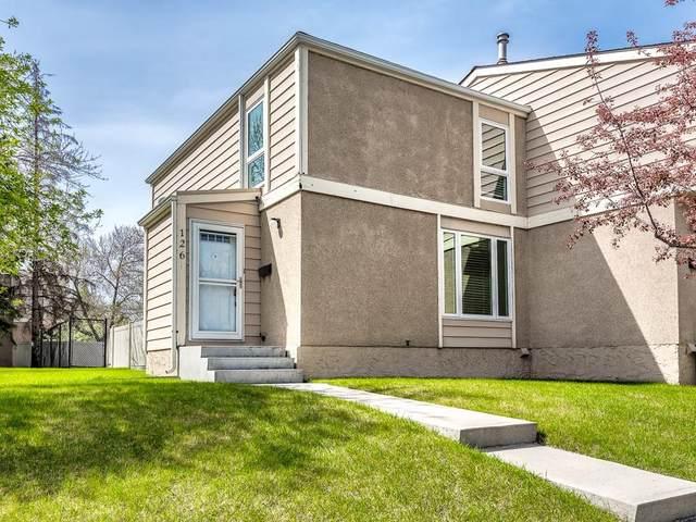 2319 56 Street NE #126, Calgary, AB T1Y 2M2 (#C4297030) :: Calgary Homefinders