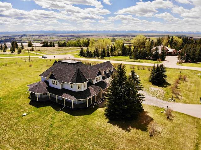 3 Bearspaw Pointe Green, Rural Rocky View County, AB T3L 2P6 (#C4297207) :: The Cliff Stevenson Group