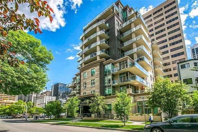 701 3 Avenue SW #305, Calgary, AB T2P 5R3 (#C4297253) :: Calgary Homefinders