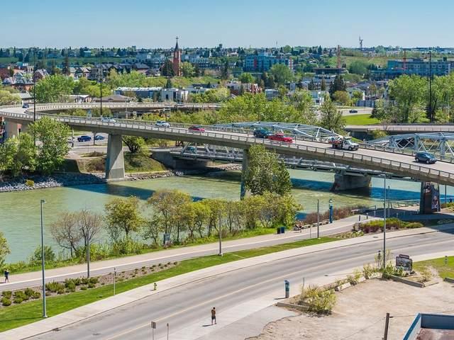325 3 Street SE #901, Calgary, AB T2G 0T9 (#C4297591) :: Redline Real Estate Group Inc