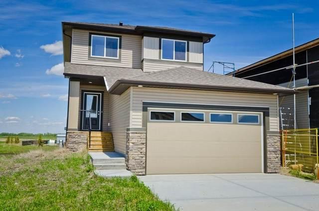 816 Lakewood Circle, Strathmore, AB T1P 0G9 (#C4299326) :: Canmore & Banff