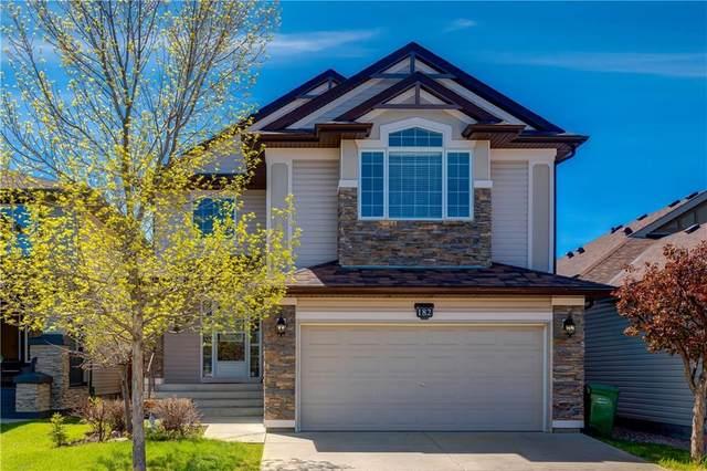 182 Chaparral Grove SE, Calgary, AB T2X 3V9 (#C4299391) :: ESTATEVIEW (Real Estate & Property Management)