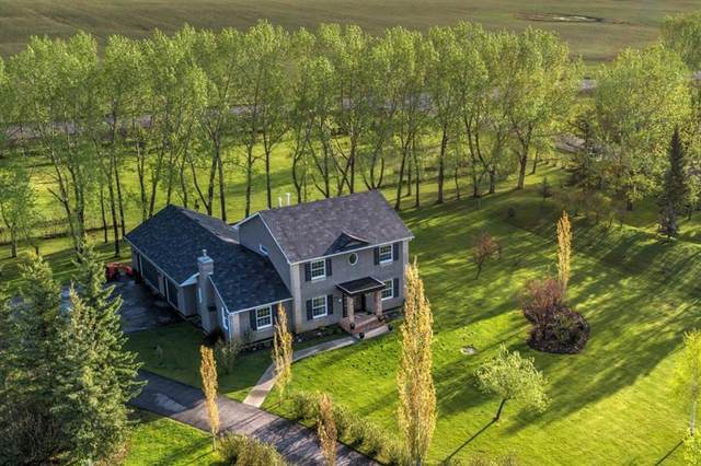 3 Gracewood Grove, Rural Rocky View County, AB T2P 2G5 (#C4299530) :: The Cliff Stevenson Group