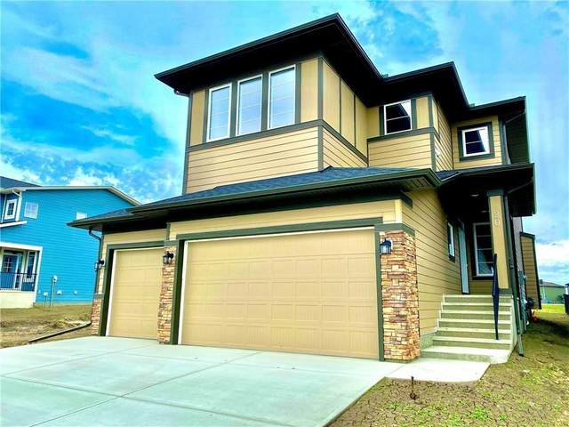 20 Ranchers Meadow, Okotoks, AB T1S 0P5 (#C4299566) :: Canmore & Banff