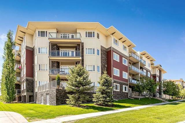 11 Millrise Drive SW #422, Calgary, AB T2Y 0K7 (#C4299623) :: Redline Real Estate Group Inc