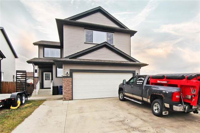 224 Morningside Green SW, Airdrie, AB  (#C4299962) :: Calgary Homefinders