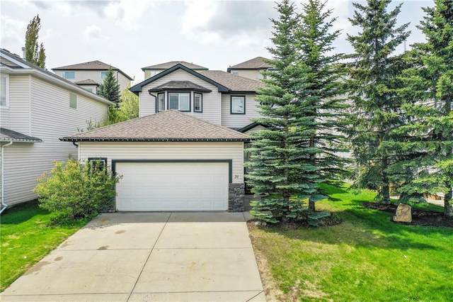 31 Bow Ridge Drive, Cochrane, AB T4C 1V6 (#C4300592) :: Redline Real Estate Group Inc