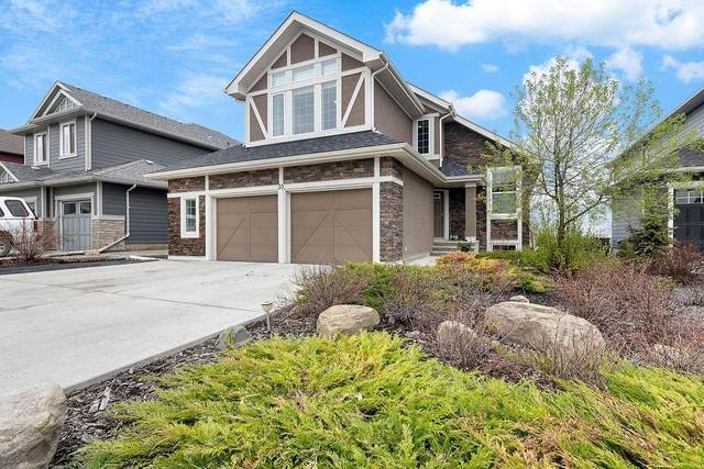35 Ranchers Crescent, Okotoks, AB T1S 0K5 (#C4300808) :: Canmore & Banff