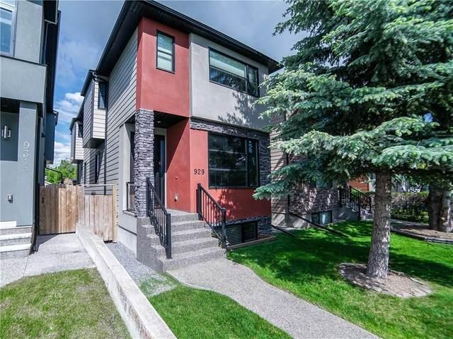 929 41 Street SW, Calgary, AB T3C 1X3 (#C4301298) :: The Cliff Stevenson Group