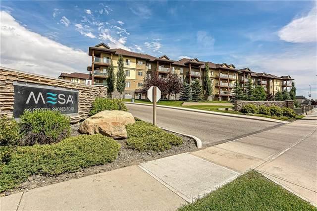 92 Crystal Shores Road #3215, Okotoks, AB T1S 2N1 (#C4301331) :: Redline Real Estate Group Inc
