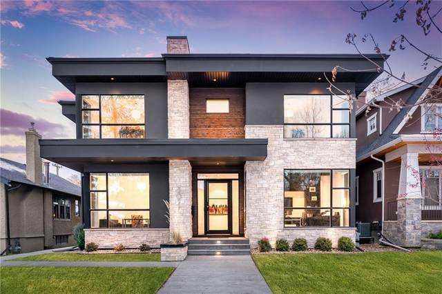 3027 3 Street SW, Calgary, AB T2S 1V2 (#C4301407) :: Canmore & Banff