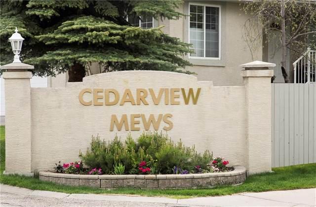 95 Cedarview Mews SW, Calgary, AB T2W 6H8 (#C4301608) :: Redline Real Estate Group Inc