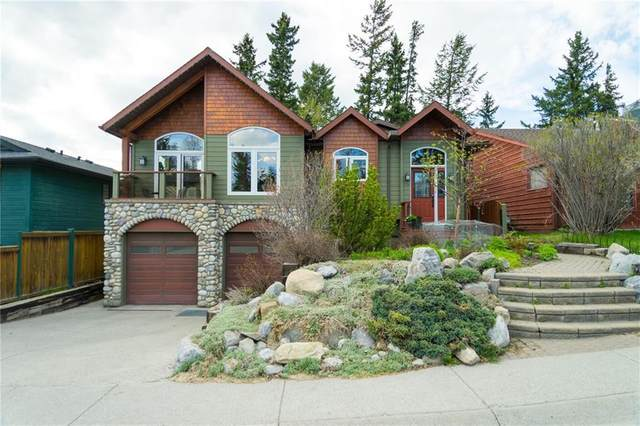 102 Settler Walk, Canmore, AB T1W 1E2 (#C4301678) :: Canmore & Banff