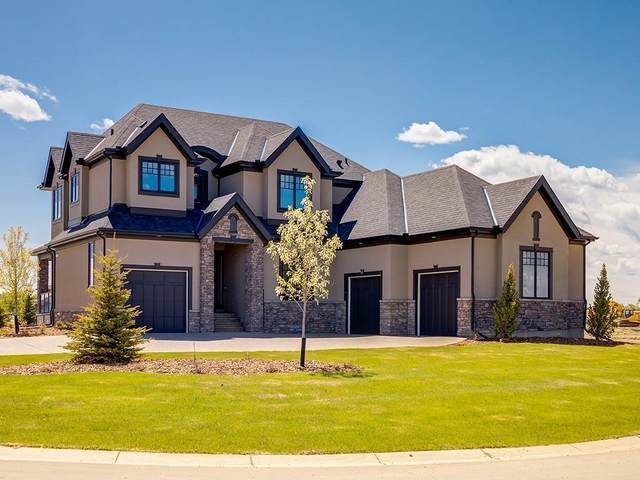 65 Waters Edge Gardens, Rural Rocky View County, AB T3L 0C9 (#C4301758) :: Redline Real Estate Group Inc