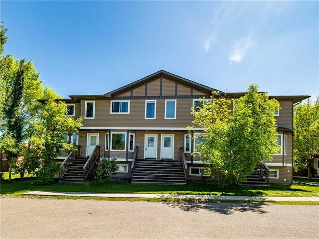 30 Wellington Cove #205, Strathmore, AB T1P 1Z4 (#C4301812) :: Canmore & Banff
