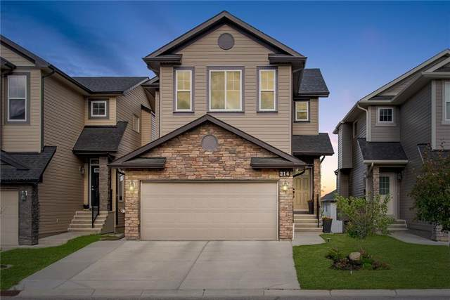 214 Kincora Glen Rise NW, Calgary, AB T3R 0B8 (#C4302575) :: The Cliff Stevenson Group