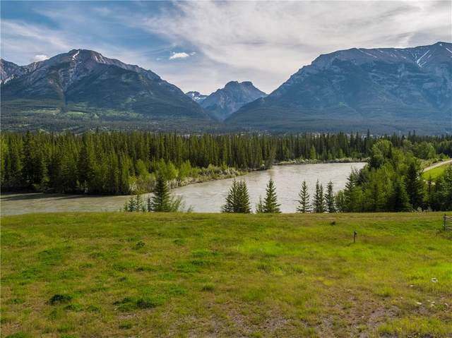 14 Van Horne, Canmore, AB T1W 2X7 (#C4303074) :: Canmore & Banff