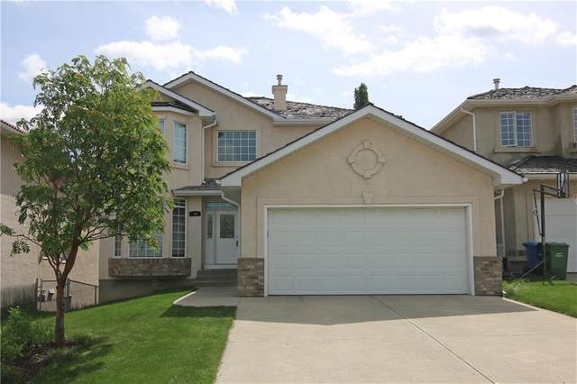 40 Hampstead Manor NW, Calgary, AB T3A 6A2 (#C4303193) :: Redline Real Estate Group Inc