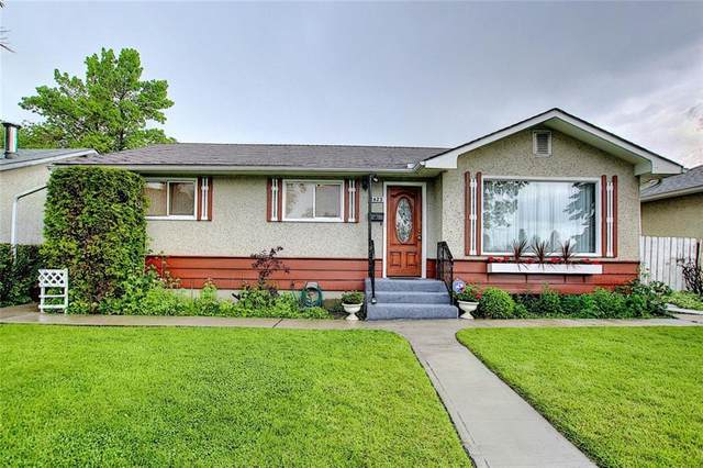 2423 45 Street SE, Calgary, AB T2B 1K3 (#C4303216) :: Calgary Homefinders